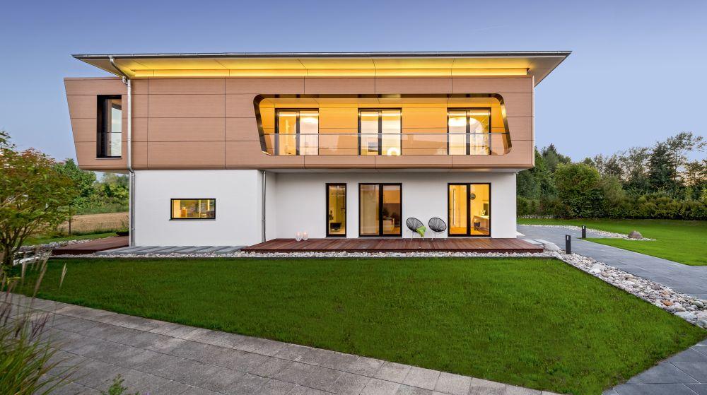 PlusEnergie-Haus von Regnauer