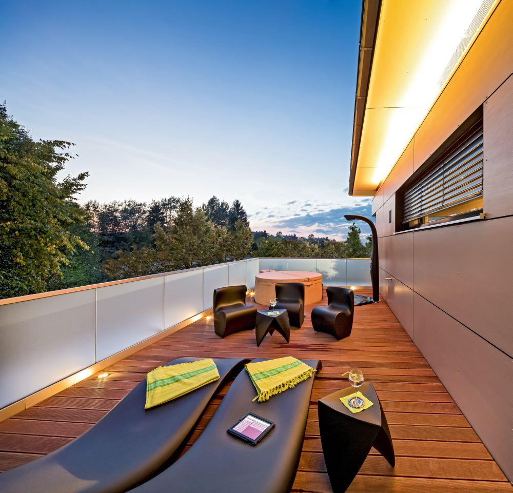 Wohnen im Plus-Energiehaus von Regnauer