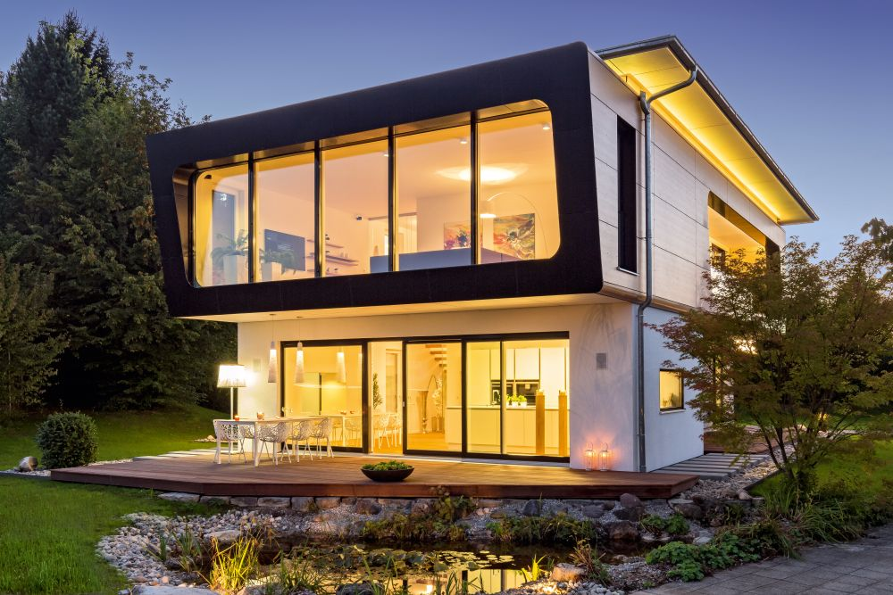 Architekt Plus Energie Haus Nürnberg: Regnauer Plusenergiehaus