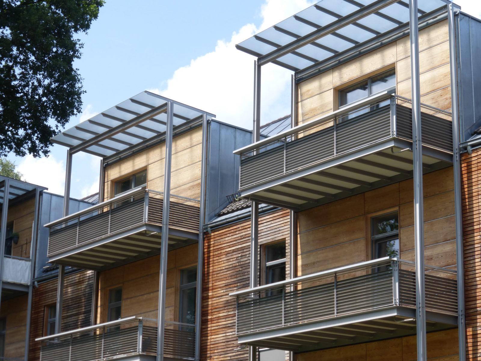 Effizienzhaus Plus Standard ist im Holzbau möglich