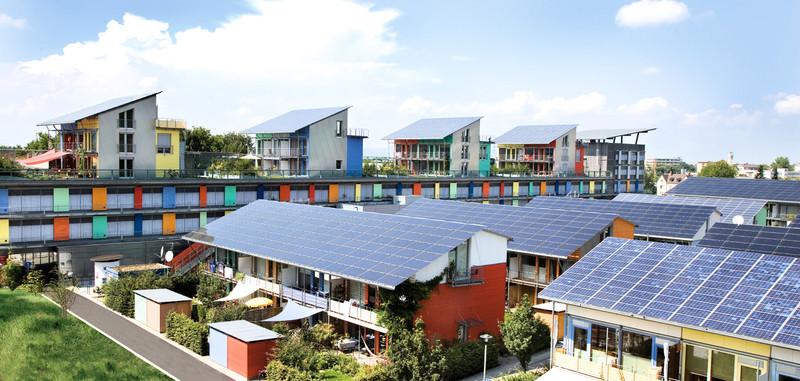 Plusenergiegebäude