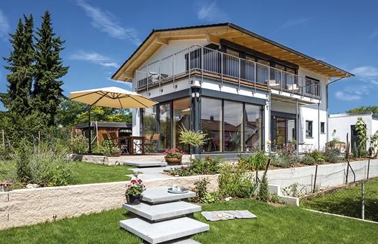 Energieeffiziente KfW-Häuser